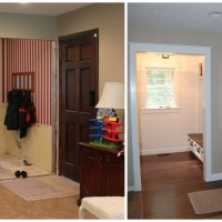 tuckinginsuprheroes mudroom